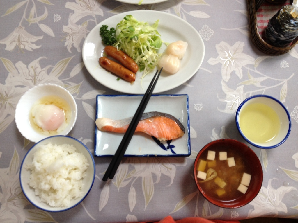 traditional-japanese-breakfast-foods-aikido-retreat-japan-spring-2012